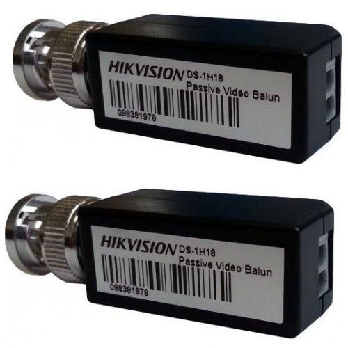 Video Balun HD over Coax HIKVISION TurboHD DS-1H18