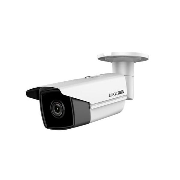 Camera IP 8MP Hikvision DS-2CD2T85FWD-I5, 4K, 4mm, IR 50m, IP67, PoE, ONVIF, slot card microSD, WDR 120dB