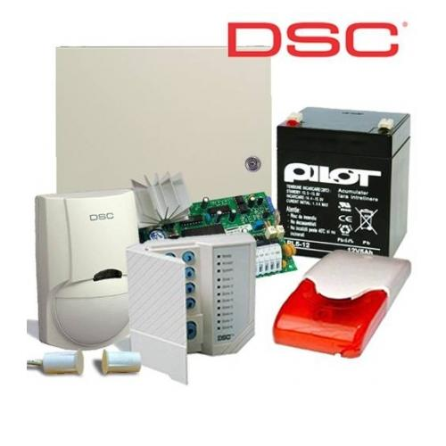 Kit alarma DSC KIT 585 INT