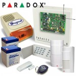 Kit wireless Paradox Kit MG5000 EXT
