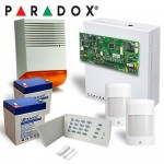 Kit de alarma Paradox KIT SP4000 2P-EXT-F6