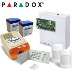 Kit alarma Paradox KIT SP4000 2P-EXT
