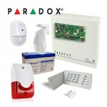 Kit alarma Paradox KIT SP4000 2N-INT cu centrala Spectra SP4000