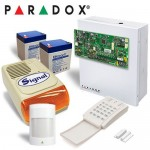Kit alarma Paradox KIT SP5500 EXT