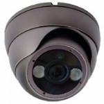 Camera dome antivandal KM-121VHW