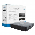 DVR / NVR PNI House H804 - 8 canale IP full HD 1080P sau 4 canale analogice PNI-HOUSEH804