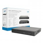 DVR / NVR PNI House H808 - 8  canale IP 720P Real Time sau 8 canale analogice PNI-HOUSEH808