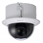 Speed Dome IP Dahua SD52C225U-HNI 2MP Starlight, auto tracking, functii IVS, IK10, slot card microSD, PoE+
