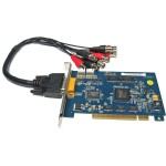 Placa DVR 4 canale video VEC-0404F